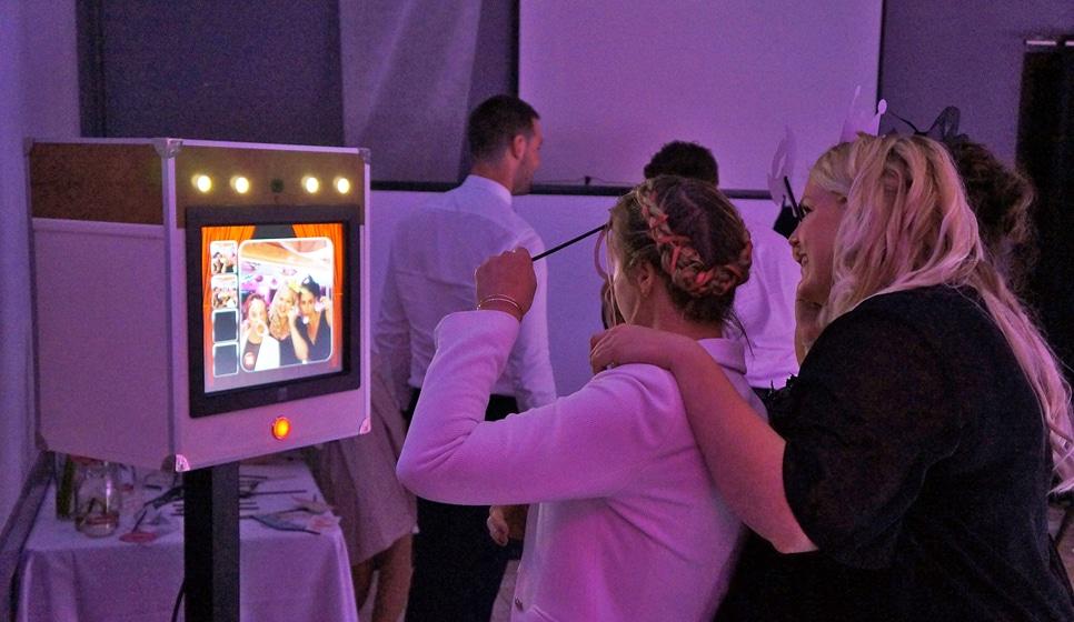 animation photobooth Mariage Rennes