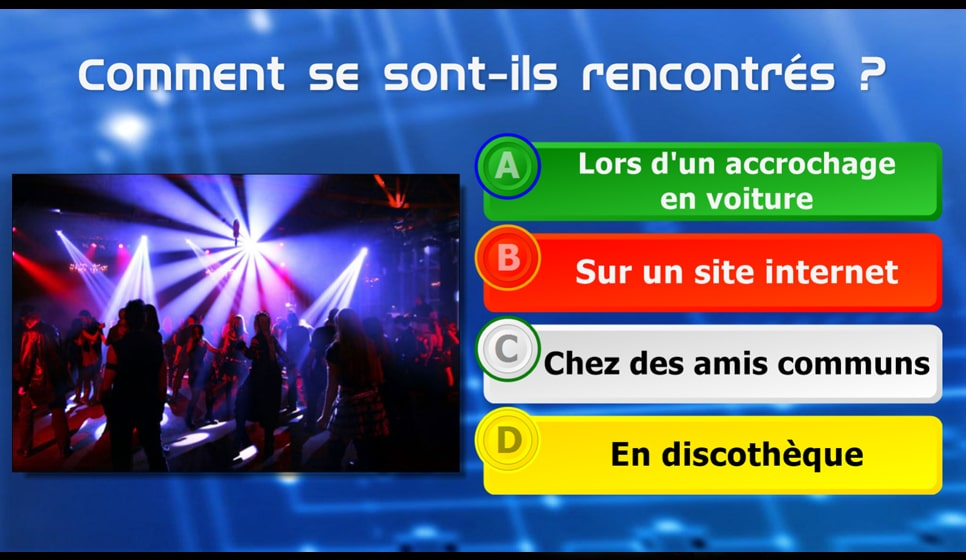 animation quiz interactif rennes